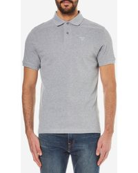 Barbour | Men's Sports Polo Shirt | Lyst