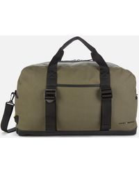 Tommy Hilfiger Utility Canvas Duffle Bag - Green