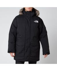 The North Face Mcmurdo Down Parka - Mens - Black