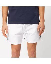 BOSS - Starfish Swim Shorts - Lyst