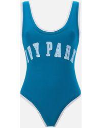 Ivy Park Baseball Logo Body - Blue