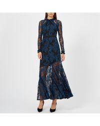Three Floor Realeza Maxi Dress - Black