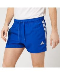 adidas Vsl Swim Shorts - Blue
