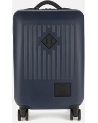 Herschel Supply Co. Trade Carry-on Suitcase - Blue