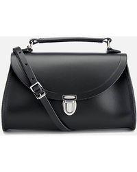 Cambridge Satchel Company Mini Poppy Shoulder Bag - Black