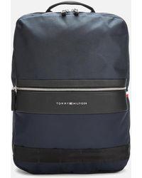 Tommy Hilfiger Nylon Mix Backpack - Multicolor