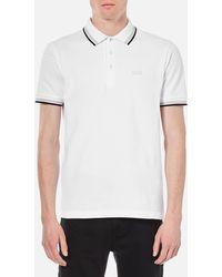 BOSS Green - Men's Paddy Basic Polo Shirt - Lyst