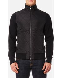 Michael Kors - Thermal Quilted Full Zip Jacket - Lyst