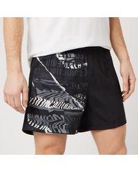 adidas Own The Run Shorts 5 - Black