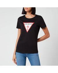 Guess Tatiana T-shirt - Black