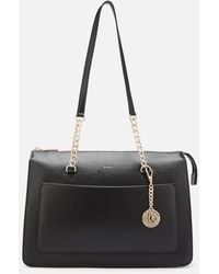 DKNY Bryant Large Tote Bag - Black