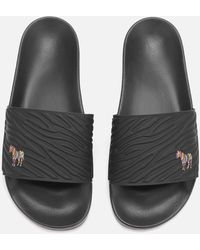 PS by Paul Smith Summit Slides Black