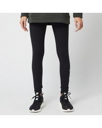 adidas Stacked Tights - Black