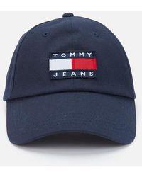 Tommy Hilfiger Heritage Cap - Blue