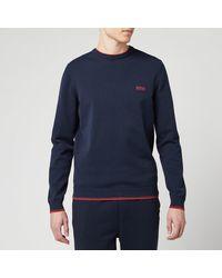 BOSS by Hugo Boss Rimex S20 Sweater - Blue