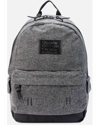 Superdry Woolly Montana 's Backpack - Grey