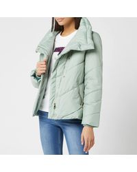 Ted Baker Lotiy Wrap Jacket - Green
