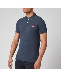 Superdry - Classic Pique Polo Shirt - Lyst