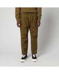 Edwin Manoeuvre Cargo Pants - Green