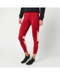 adidas How We Do Tights - Red
