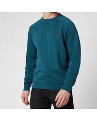Barbour Crewneck Sweatshirt - Blue