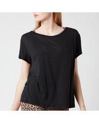 Varley Tilden 2.0 T-shirt - Black