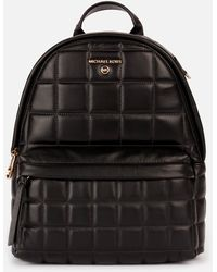 MICHAEL Michael Kors Slater Medium Backpack - Black