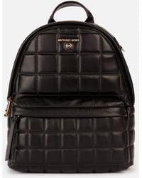 MICHAEL Michael Kors Slater Medium Backpack - Black