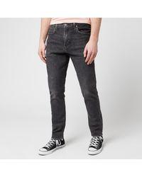 Levi's 512 Slim Tapered Fit Jeans - Black