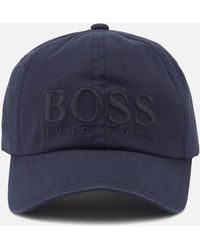 BOSS Orange - Embroidered Logo Cap - Lyst