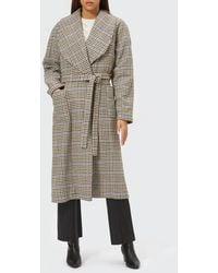 Gestuz - Welle Houndstooth Tweed Coat - Lyst