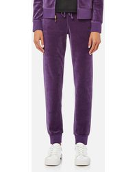 Juicy Couture Track Velour Zuma Trousers