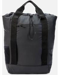 Rains Mover Ultralight Tote Bag - Black