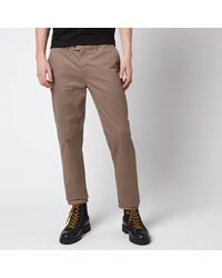 Ted Baker Sincere Slim Fit Chinos - Natural