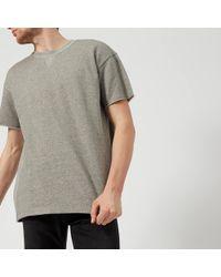 Edwin - Men's Short Sleeve Sweatshirt - Lyst