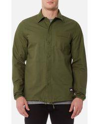 Penfield - Blackstone Cotton Ripstop Shirt - Lyst