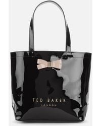 Ted Baker Geeocon Small Tote Bag - Black
