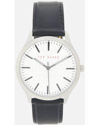 Ted Baker Manhatt Watch - Metallic