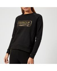 Barbour - Women's Mugello Sweatshirt - Lyst