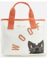 Radley Woof Small Crook - Natural