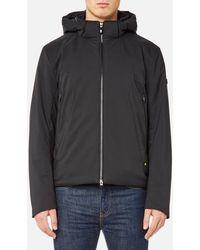 BOSS Green - Jadd Zipped Jacket - Lyst