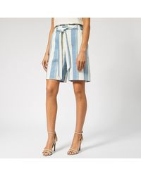 BOSS Sanotta Shorts - Blue