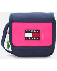 Tommy Hilfiger Heritage Cross Body Bag - Pink