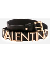 Valentino Garavani Emma Winter Belt - Black