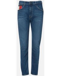 Tommy Hilfiger Rey Relaxed Tapered Jeans - Blue