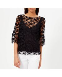 BOSS Orange - Kaloky Top - Lyst