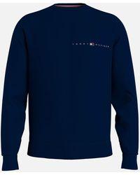 Tommy Hilfiger - Essential Crewneck Sweatshirt - Lyst