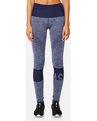 Asics - Seamless Tights - Lyst