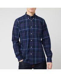 Barbour Sandwood Shirt - Blue