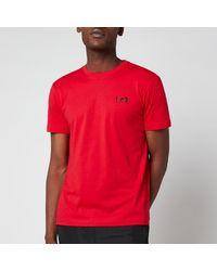 EA7 Train Core Id Pima Crewneck T-shirt - Red